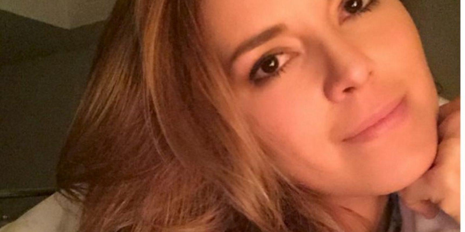 Actualmente es actriz Foto:Vía instagram.com/machadooficial/
