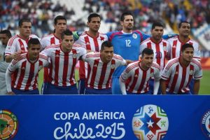 Paraguay Foto:AFP