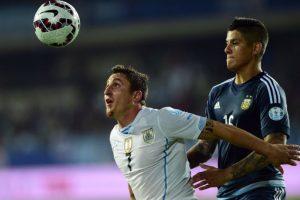 Pero perdieron con Argentina por la mínima diferencia Foto:AFP