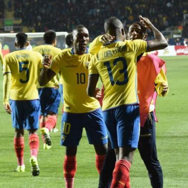 Y que no haya empates en los partidos del Grupo C: Colombia vs. Perú y Brasil vs. Venezuela. Foto:AFP