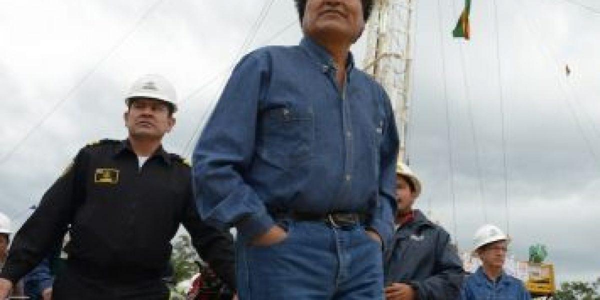Bolivia encuentra primer pozo petrolero en más de 20 años