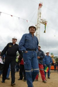 1. Hacía 23 años que el país no encontraba petróleo. Foto:AFP