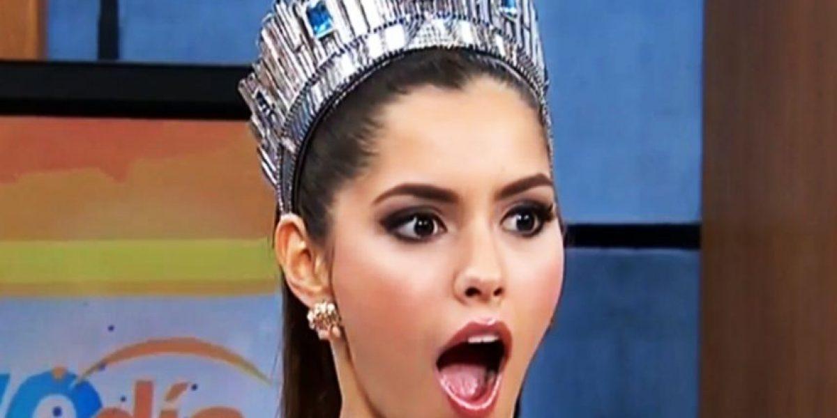 VIDEO: Así fue el Dubsmash de la Miss Universo