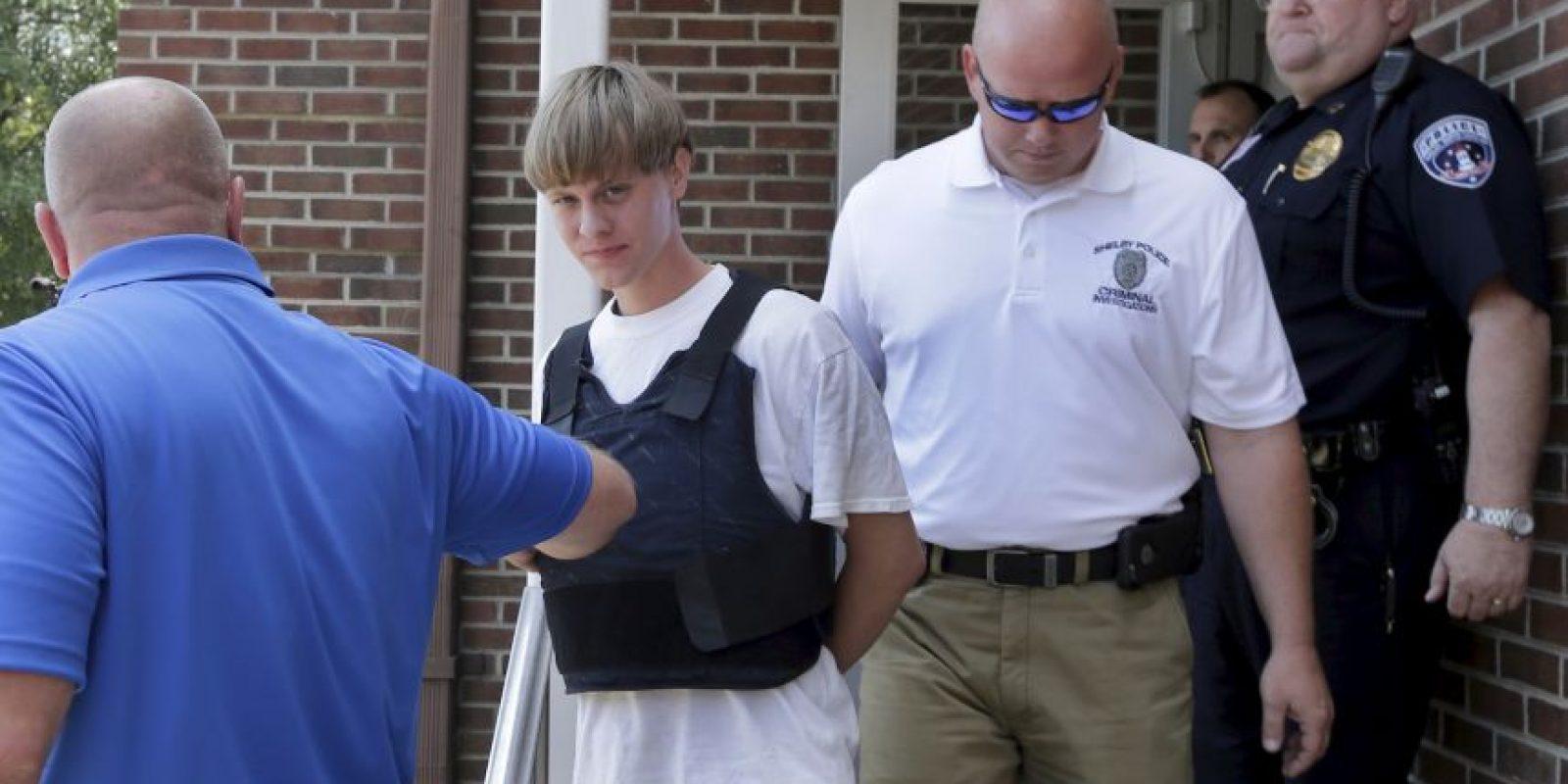 2. Sus palabras antes del crimen Foto:AP