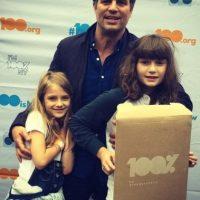 ¿Kenn, Bella y Odette lograrán poner verde a su padre? Foto:vía instagram.com/markruffalo
