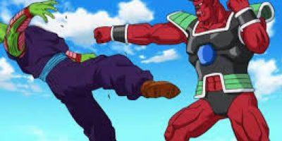 Hay dos nuevos personajes: Sorbet y Tagoma, que son los leales sirvientes de Freezer. Foto:vía Toei