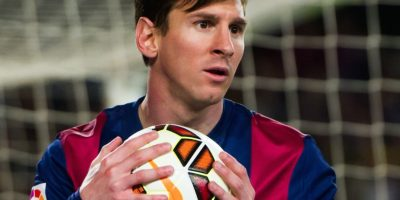 7. Lionel Messi Foto:Getty Images