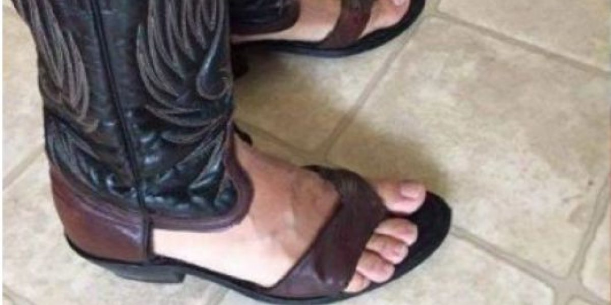 FOTOS: 16 horribles zapatos que jamás debieron existir