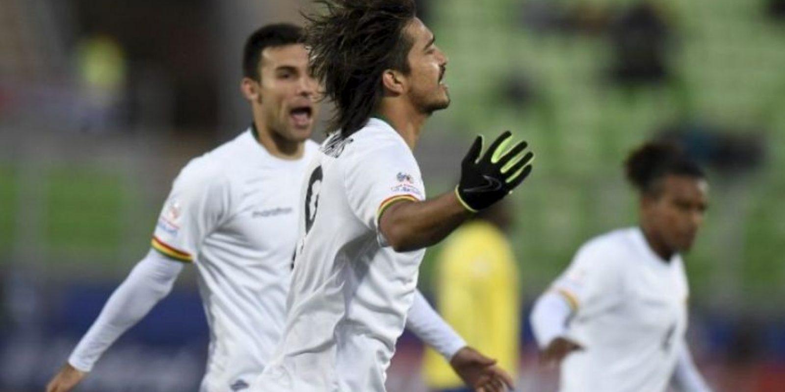 Pero depende de los resultados de los partidos entre Colombia vs. Perú y Brasil vs. Venezuela. Foto:AFP