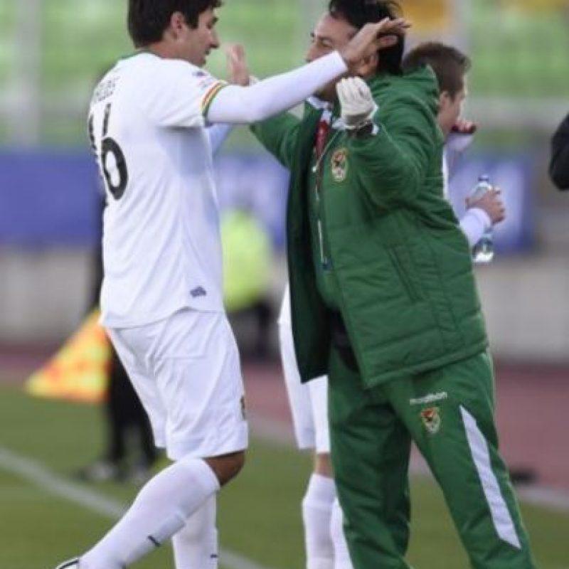 Hasta antes de la fecha 3, Bolivia jugaría con Perú. Foto:AFP
