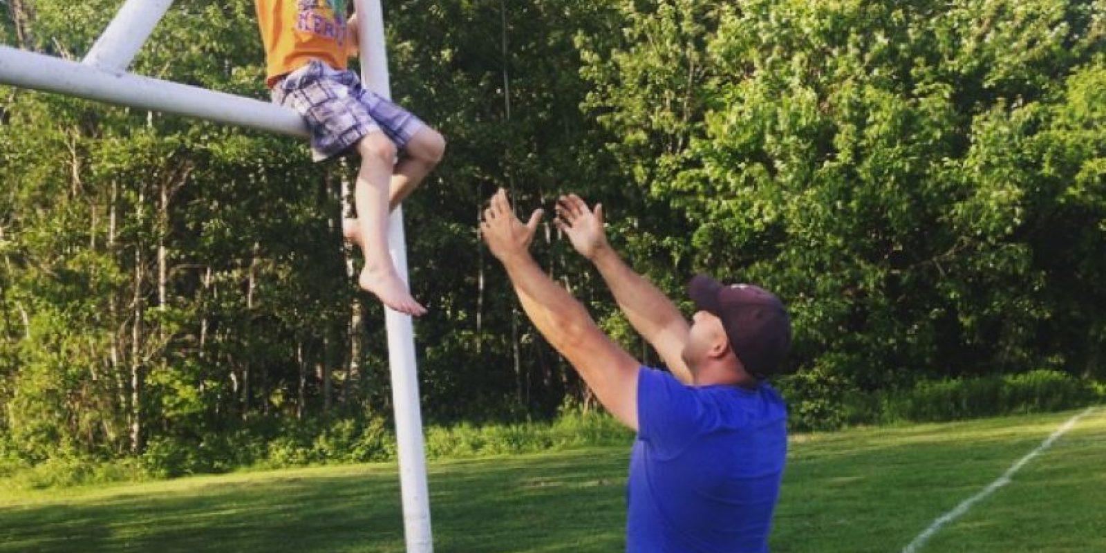 13. No subirlos a lugares altos y dejarlos ahí Foto:instagram.com/breepalm