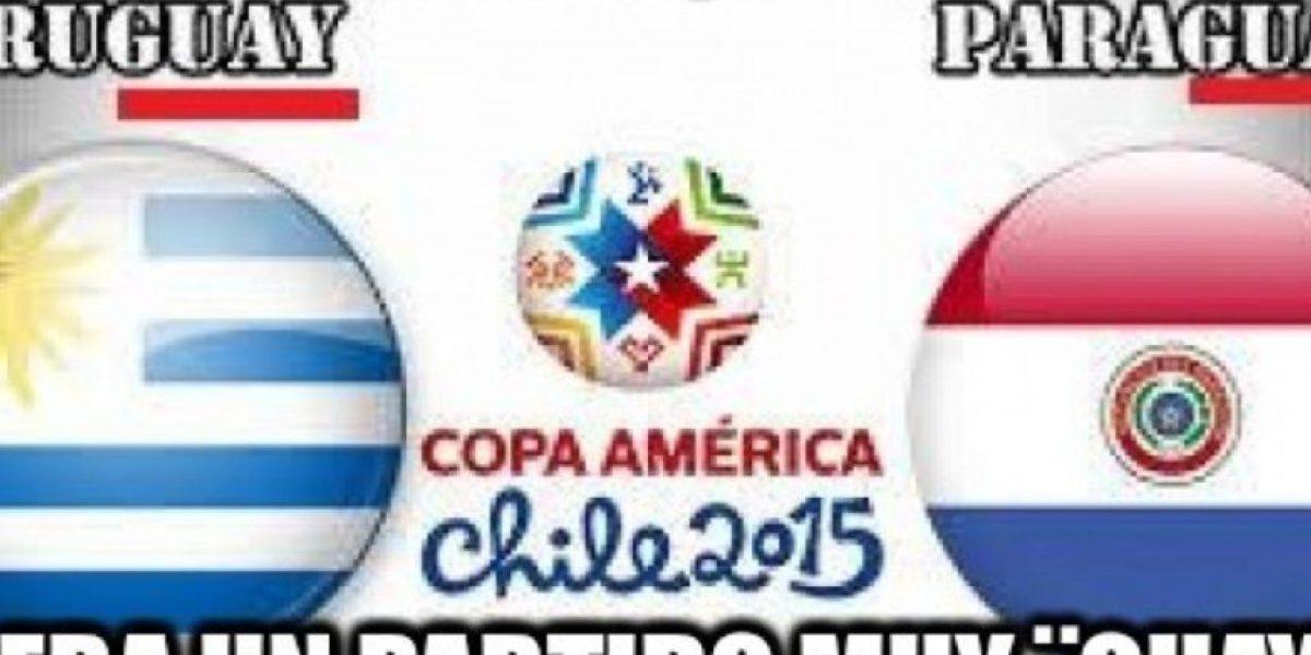 Uruguay empata con Paraguay y los internautas se divierten en las redes sociales