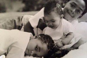 Will Smith compartió una foto de sus hijos y agradeció que a Willow le creciera el cabello Foto:vía facebook.com/ Will Smith