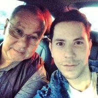 El ex RBD, Christian Chávez, agradeció todas las enseñanzas de su papá Foto:vía instagram.com/christianchavezreal