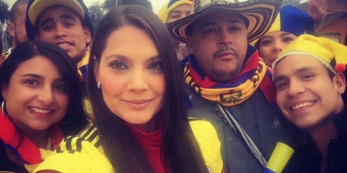 Famosos apoyan a la Selección Colombia en la Copa América