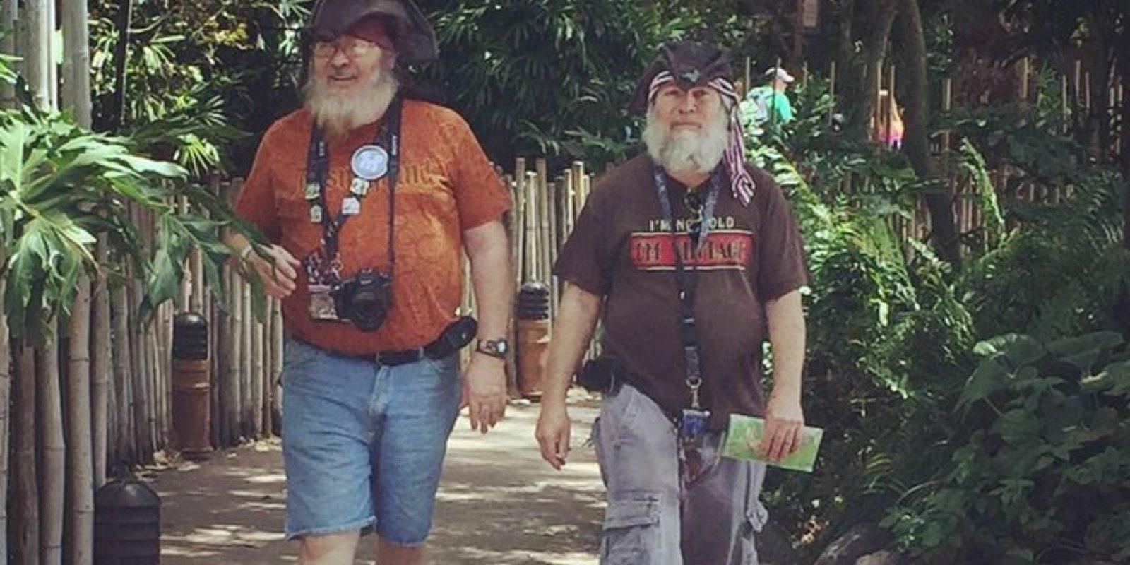 O muy masculinos Foto:instagram.com/fashiondads_/