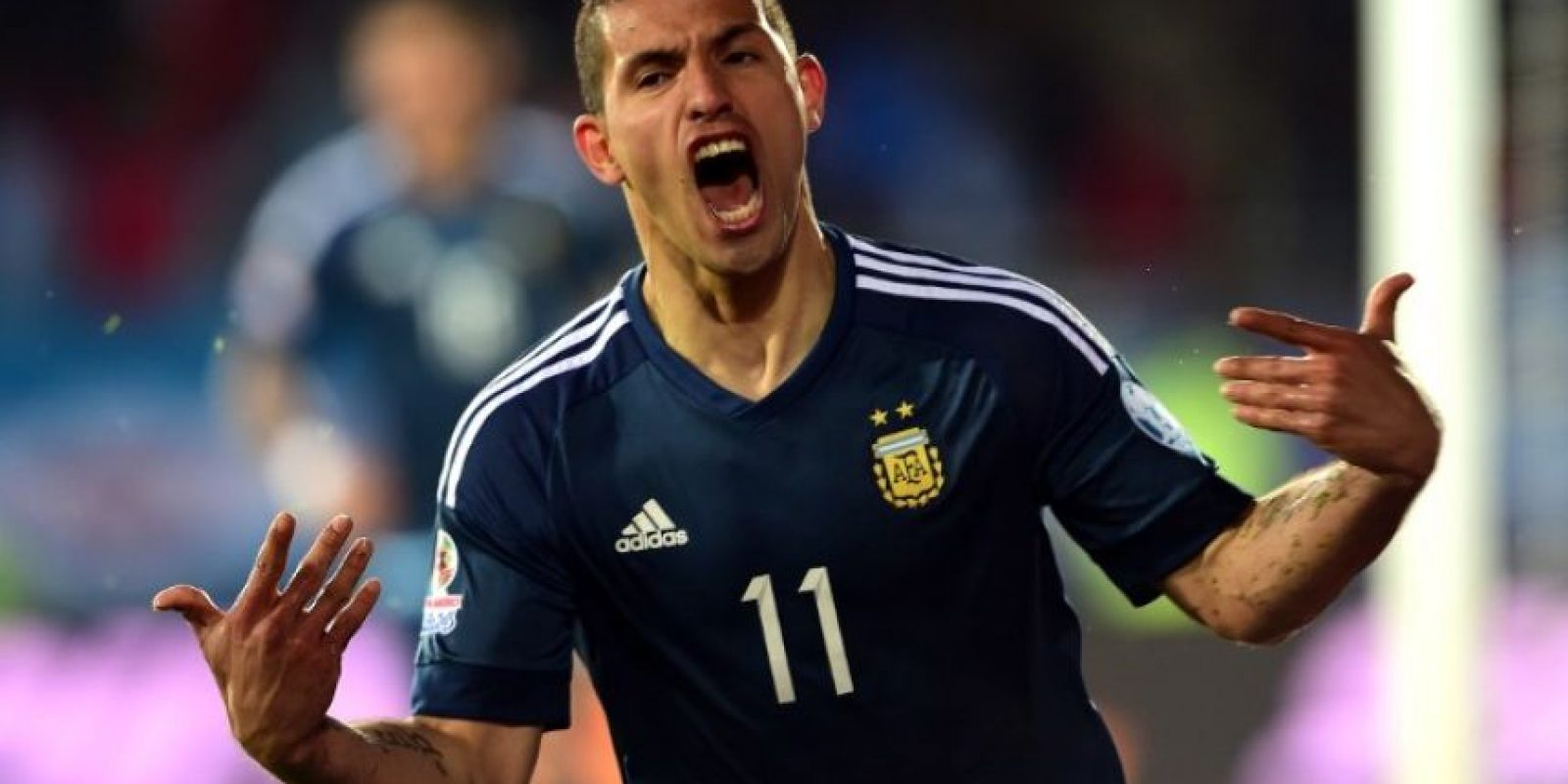 Le marcó goles claves a Paraguay y Uruguay Foto:Getty Images