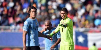 Se medirán con Uruguay Foto:AFP