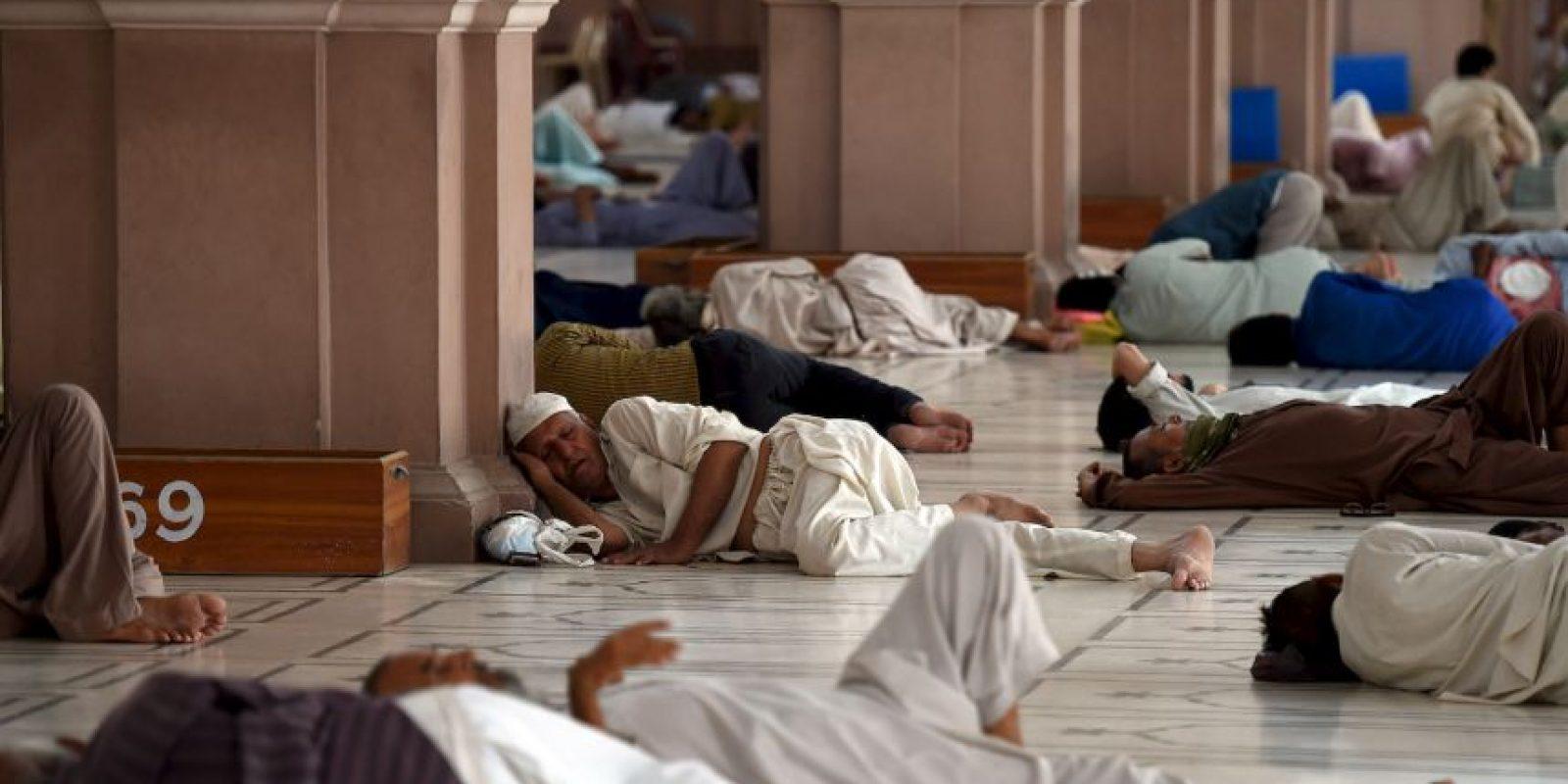 Ola de calor en Pakistán mató a más de 100 personas. Foto:AFP
