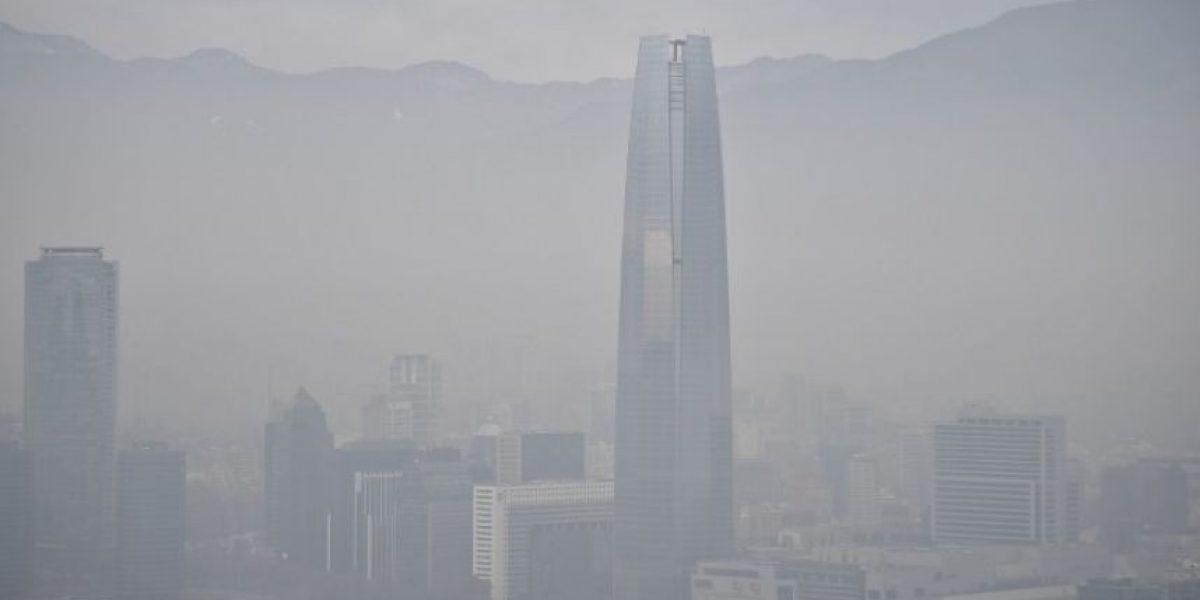¿Mala calidad del aire en Santiago pone en riesgo a los futbolistas de la Copa América?