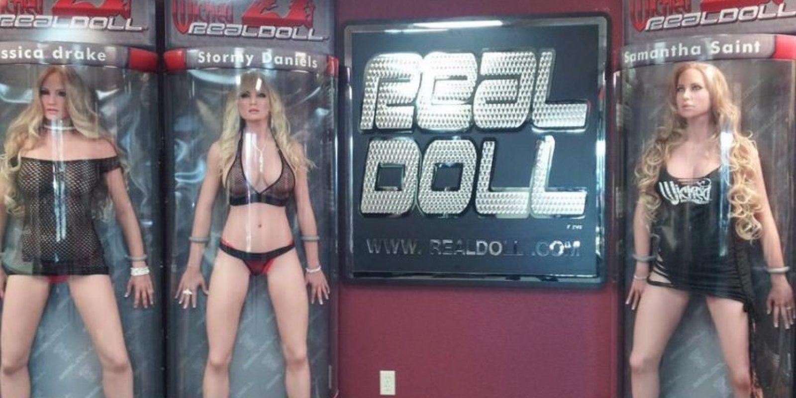 "Su nombre será ""Realbotix"" Foto:Facebook.com/abysscreations/photos"