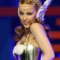"""La cantante es la nueva imagen de la línea """"Ever New"""" de la marca """"Sloggi"""" Foto:Getty Images"""