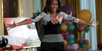En abril de este año presentador de televisión Rodner Figueroa de la cadena Univisión fue despedido, esto luego de que hiciera alegadamente comentarios racistas sobre la primera Michelle Obama. Foto:Getty Images