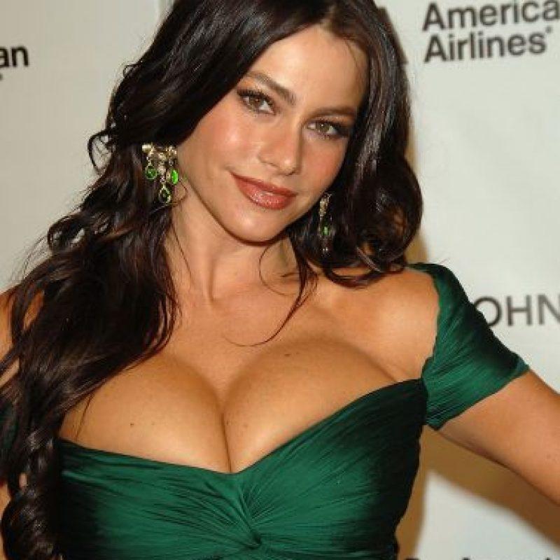 La colombiana se ha convertido en la actriz mejor pagada de la televisión en Estados Unidos. Foto:Getty Images