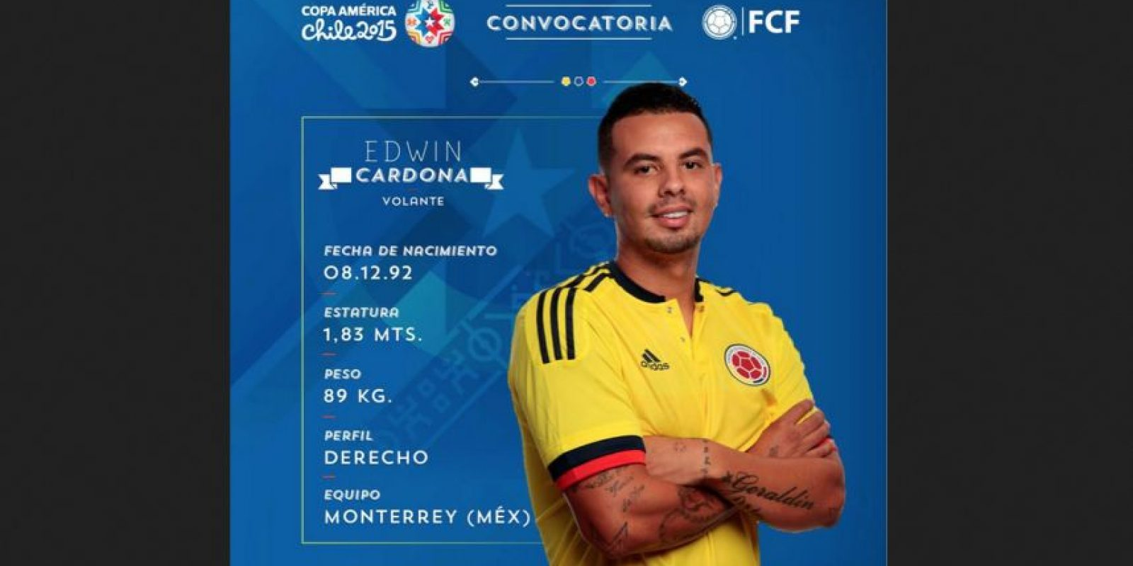 Foto:Cortesía Federación Colombiana de Fútbol.
