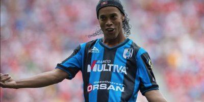 Ronaldinho Foto:AFP