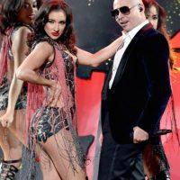 Pero sus duetos con Kesha, Jennifer López y Enrique Iglesias son los más populares. Foto:Getty Images