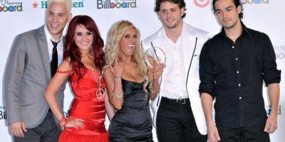 Sin embargo, sus canciones se escucharon en todo Latinoamérica, Estados Unidos y Europa. Foto:Getty Images