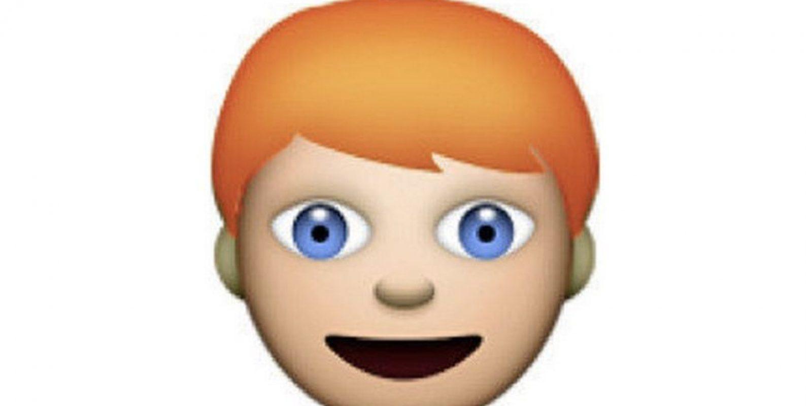 Escocia desea emojis pelirrojos. Foto:gingerparrot.co.uk