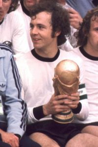 7. Franz Beckenbauer Foto: Getty Images