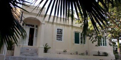 Cuba recibirá material estadounidense para restaurar la casa del escritor. Foto:Getty Images