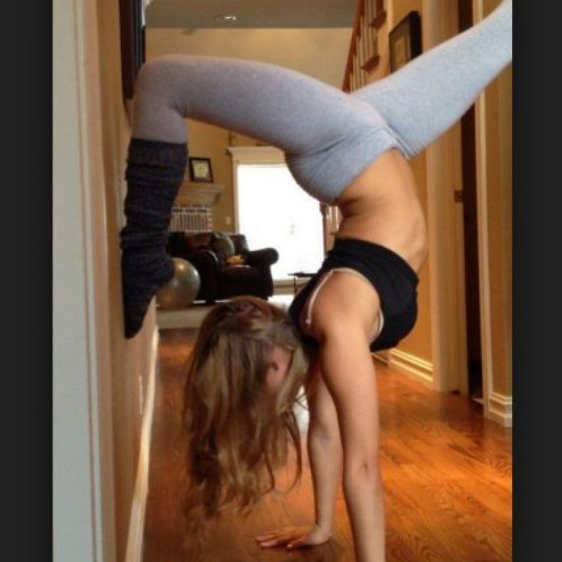 Ellas llevan al extremo la práctica de este arte corporal Foto:Tumblr