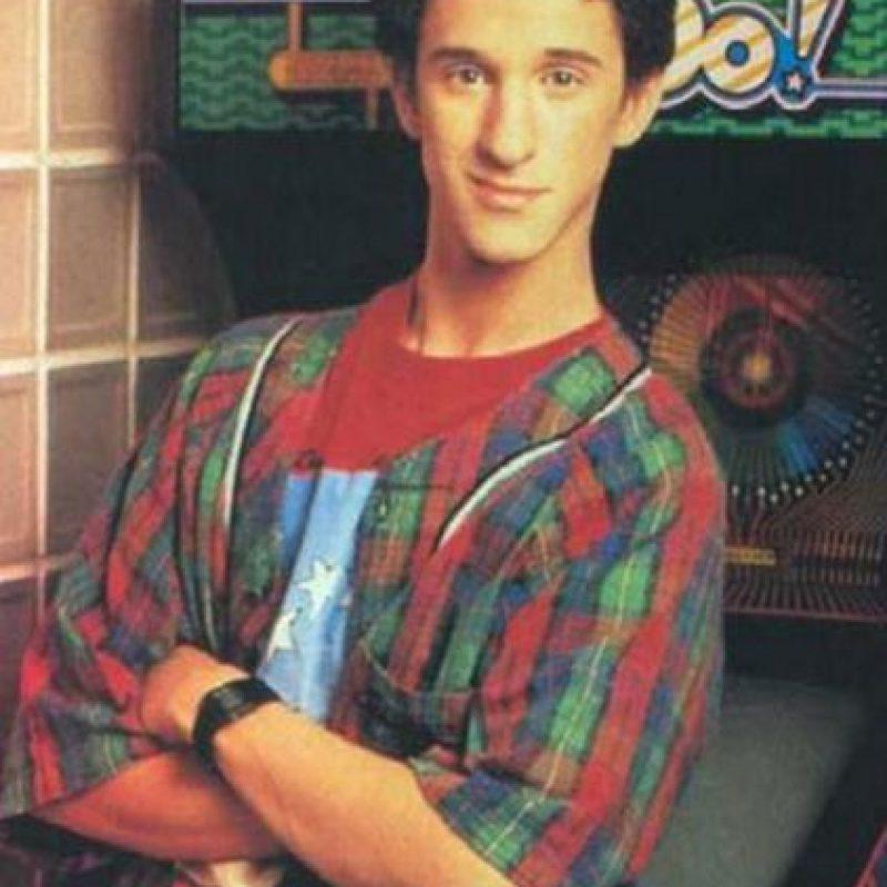 """Dustin Diamond, uno de los protagonistas de """"Salvador por la Campana"""". Foto: Vía imdb.com"""