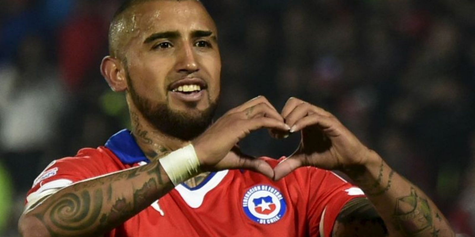 Arturo Vidal (Chile) Foto: Getty Images