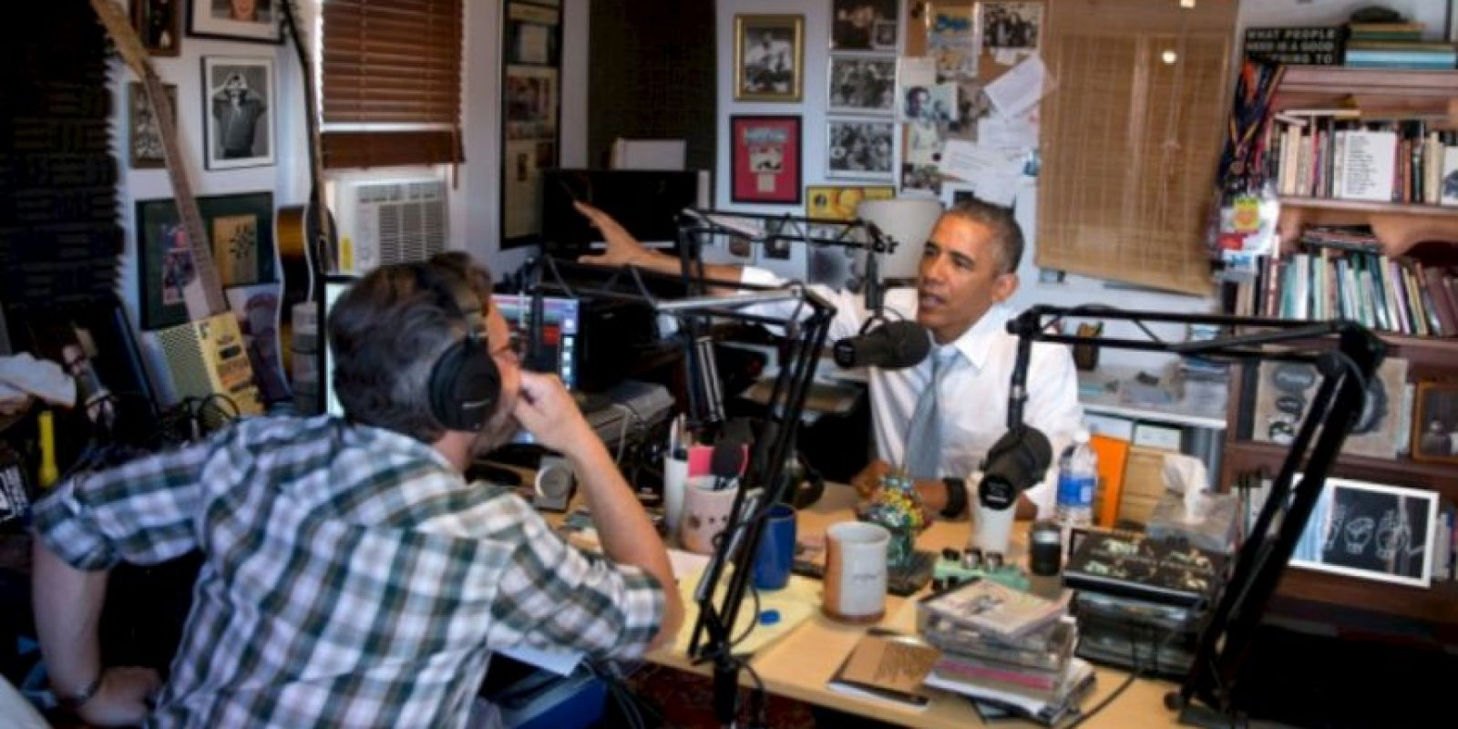 """Barack Obama utilizó la palabra """"nigger"""" para hablar del racismo. Foto:Vía whitehouse.gov"""