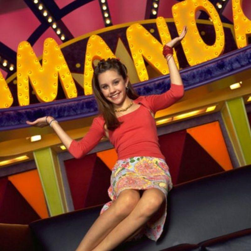 Amanda Bynes fue detenida en Los Ángeles en abril de 2012. Foto:Nickelodeon