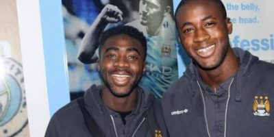Se trata de los hermanos Yaya y Kolo Touré Foto: Getty Images