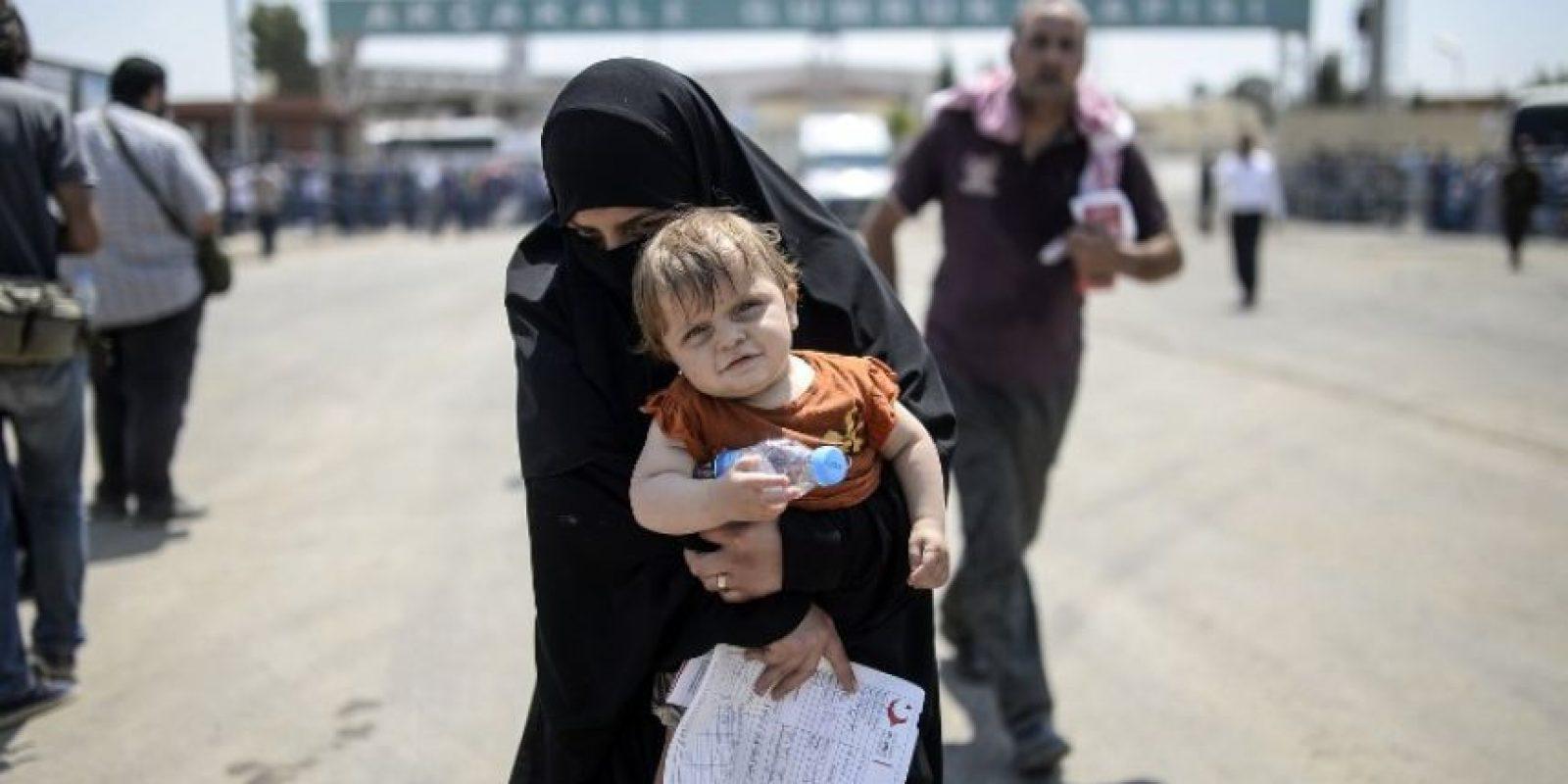 De 30 a 40 años: 75 mil dinares (64.54 dólares) Foto:AFP