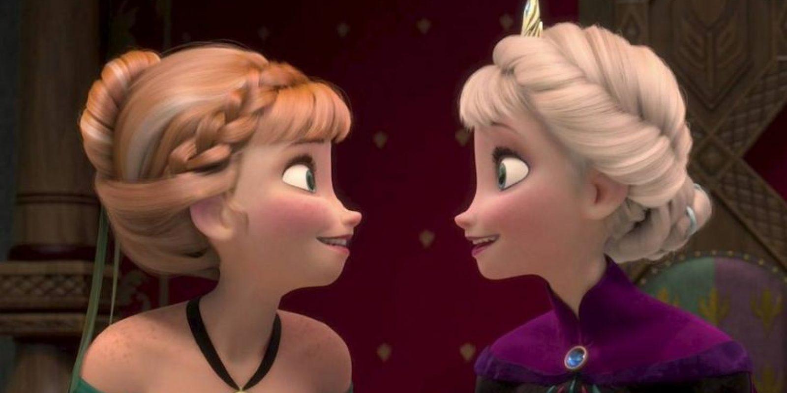 Foto:vía facebook.com/DisneyFrozen