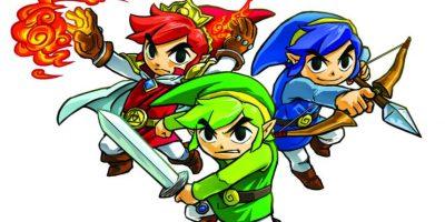 The Legend of Zelda: Triforce Heroes Foto:Nintendo
