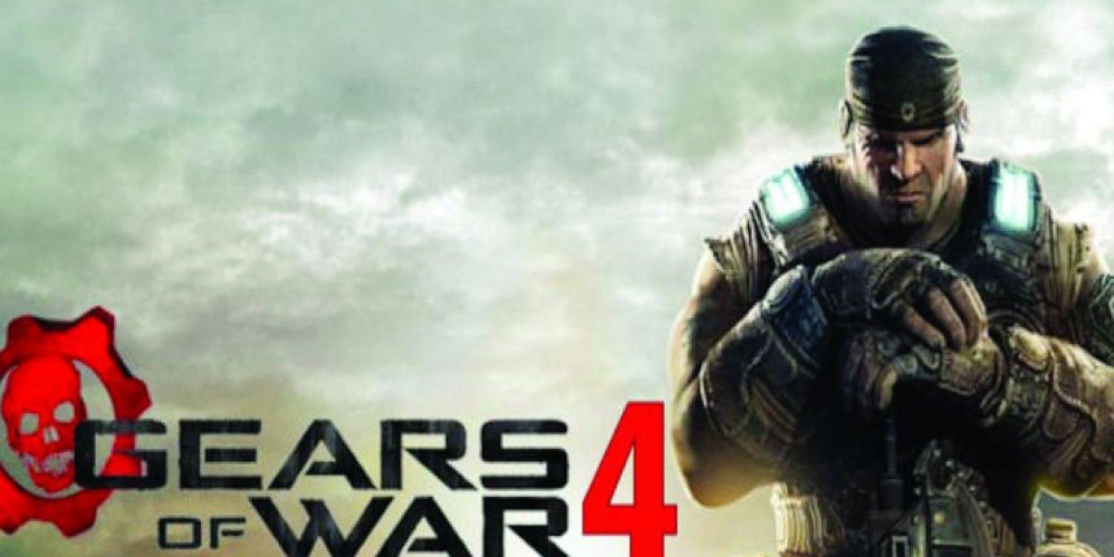 Gears of War 4 Foto:Xbox