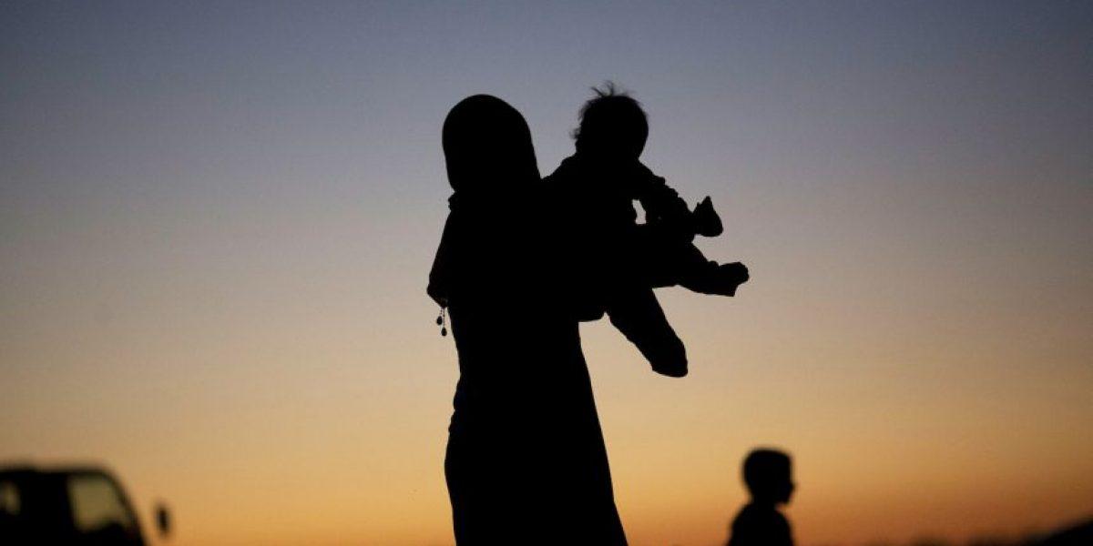 ISIS regala mujeres como premio en concurso