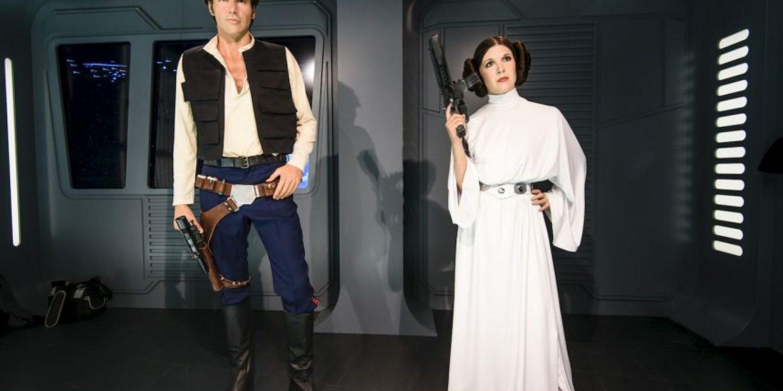 """La imagen filtrada posee muy baja calidad. Sin embargo puede verse el rostro de """"Luke"""". Foto:Getty Images"""
