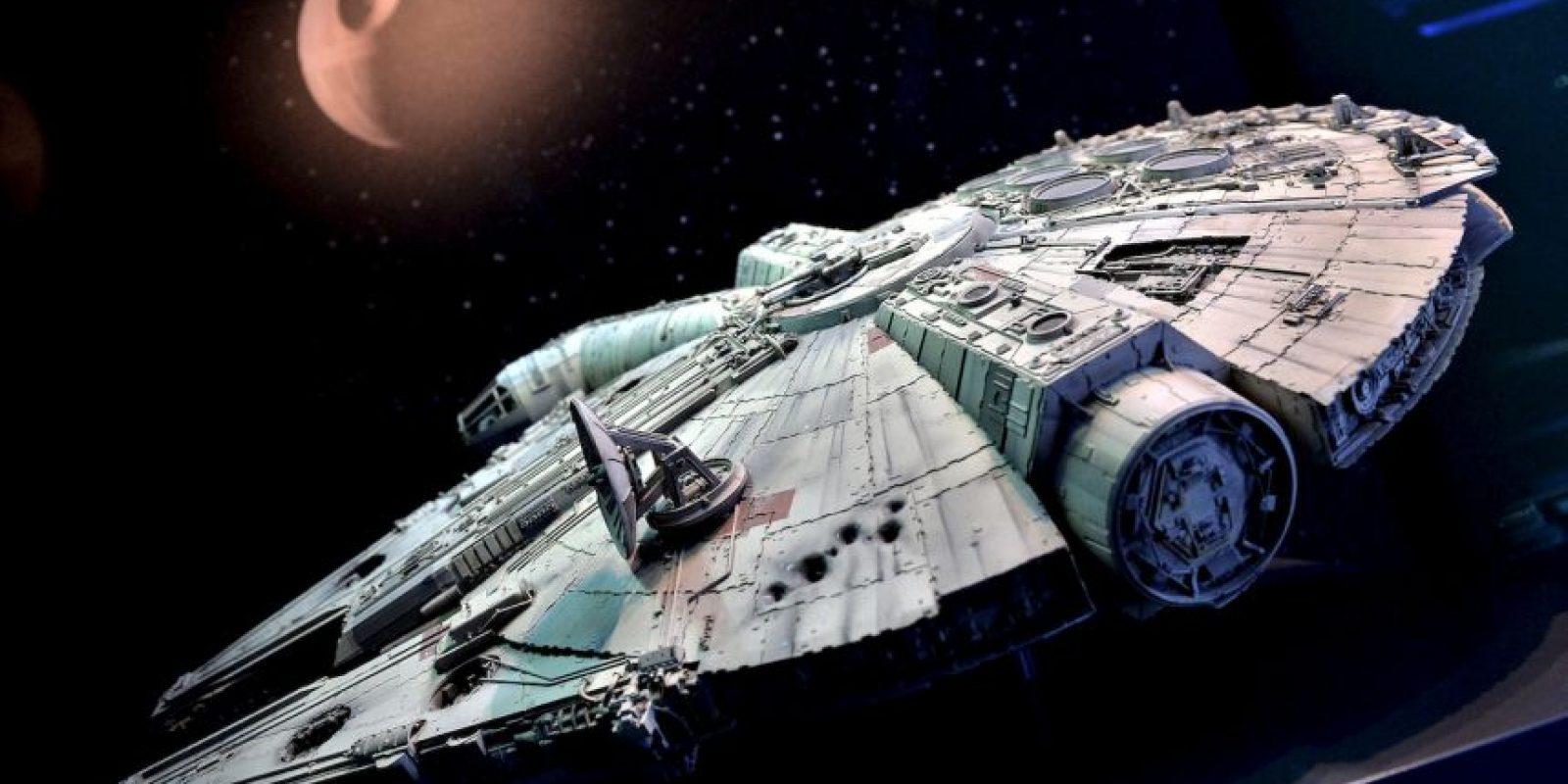 """El esperado estreno de """"El despertar de la fuerza"""" llegará a los cines en diciembre de este año. Foto:Getty Images"""