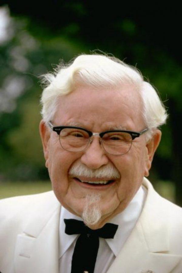 7. Colonel Sanders: 65 años. Foto:vía Getty Images