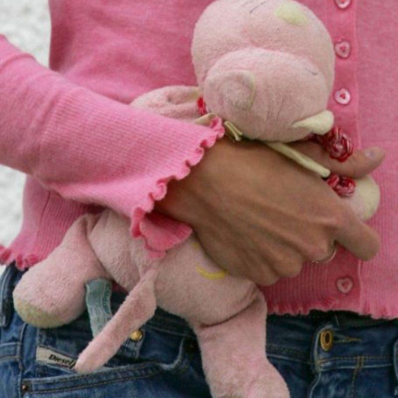 """""""Tengo una niña de dos años, yo querría que alguien hiciera algo así por mí en una situación como esta"""", declaró el agente al medio de noticias estadounidense. Foto:Getty Images"""